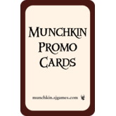 Munchkin Promotional Cards