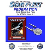 A Call to Arms: Star Fleet Book 1.2: Federation Ship Roster Card Pack