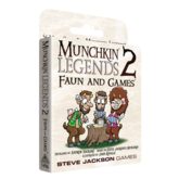 Munchkin Legends 2 - Faun and Games