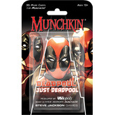 Munchkin Deadpool – Just Deadpool