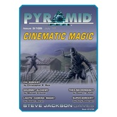 Pyramid #3/105: Cinematic Magic