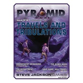 Pyramid #3/121: Travels and Tribulations
