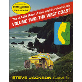 AADA Road Atlas V2: The West Coast