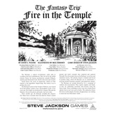 TFT Adventure: Fire in the Temple