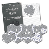 The Fantasy Trip Labyrinths