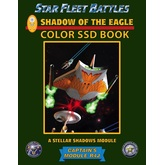 Star Fleet Battles: Module R4J - Shadow of the Eagle SSD Book (Color)