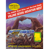 AADA Road Atlas V7: Mountain West