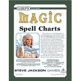 GURPS Magic Spell Charts