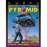 GURPS Classic: Best Of Pyramid 1