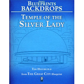 0one's Blueprints Backdrops: Temple of the Silver Lady