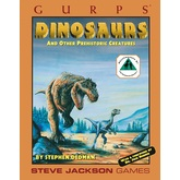 GURPS Classic: Dinosaurs