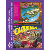Sky Galleons of Mars/Cloudships & Gunboats