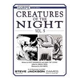 GURPS Creatures of the Night, Vol. 5