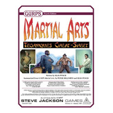 GURPS Martial Arts Techniques Cheat-Sheet