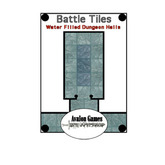 Battle Tiles, Water Filled Dungeon Halls