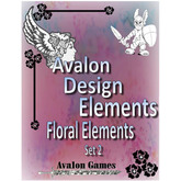 Avalon Design Elements Floral Elements #2