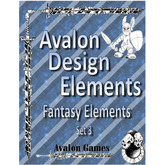 Avalon Design Elements Fantasy Elements #3