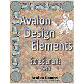 Avalon Design Elements Stone Elements #3