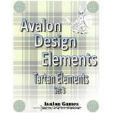 Avalon Design Elements Tartan Elements #3