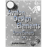 Avalon Design Elements Arcane Elements #3