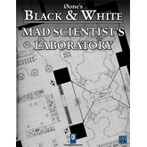 0one's Black & White: Mad Scientist's Laboratory