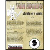 Avalon Encounters Vol 1, Issue #11, The Adventurer's Gambit