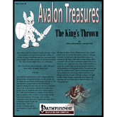 Avalon Treasure, Vol 1, Issue #1 Thrown of the King