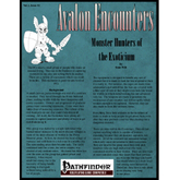 Avalon Encounters Vol 2, Issue #2, Monster Hunters