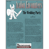 Avalon Encounters Vol 2, Issue #2, Wedding Party