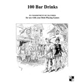 100 Bar Drinks
