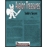 Avalon Treasure, Vol 1, Issue #4, Noble's Secret