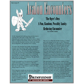 Avalon Encounters, Vol 2, Issue #7, Ogres Den