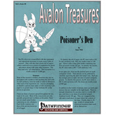 Avalon Treasure, Vol 1, Issue #8, Poisoner's Den
