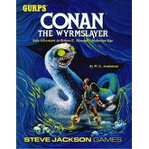 GURPS Classic: Conan the Wyrmslayer