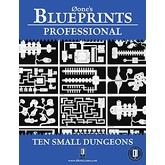 0one's Blueprints Professional: Ten Small Dungeons