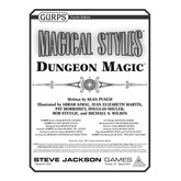 GURPS Magical Styles: Dungeon Magic